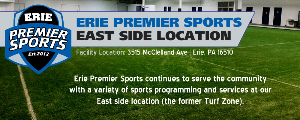 Erie Premier Sports | East Side Location