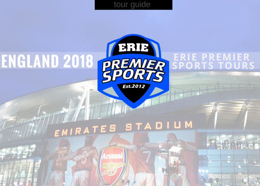 Erie Premier Sports | International Soccer Tours