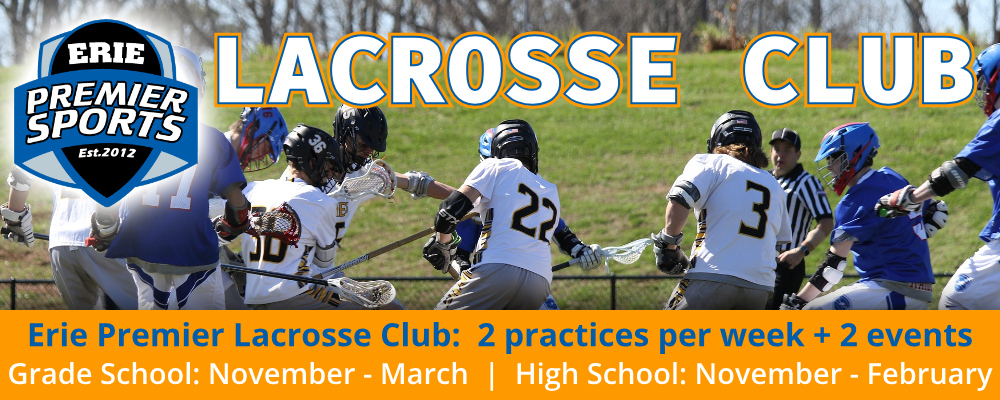 Erie Premier Sports | Lacrosse Club