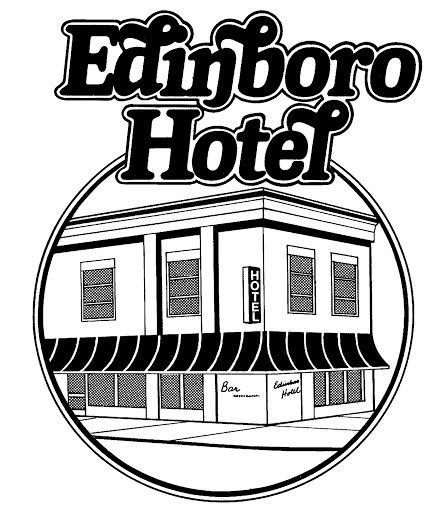 Edinboro Hotel Logo
