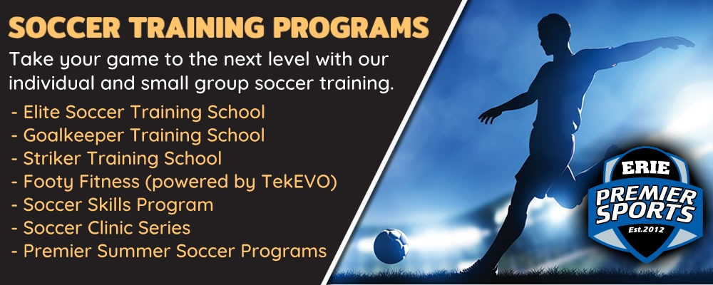 Erie Premier Sports | Soccer Training Programs