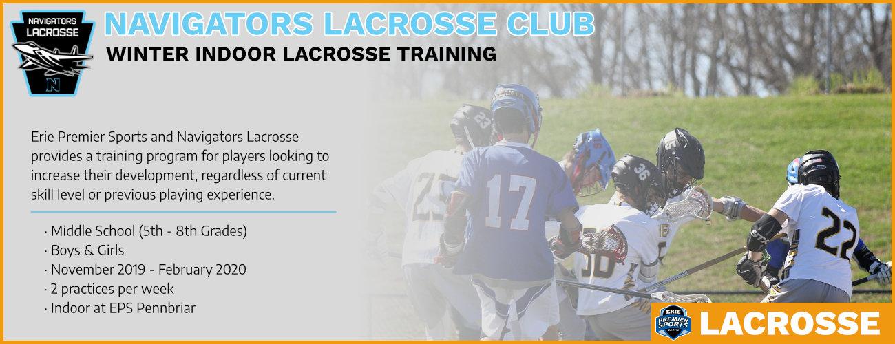Erie Premier Sports | Navigators Lacrosse Club